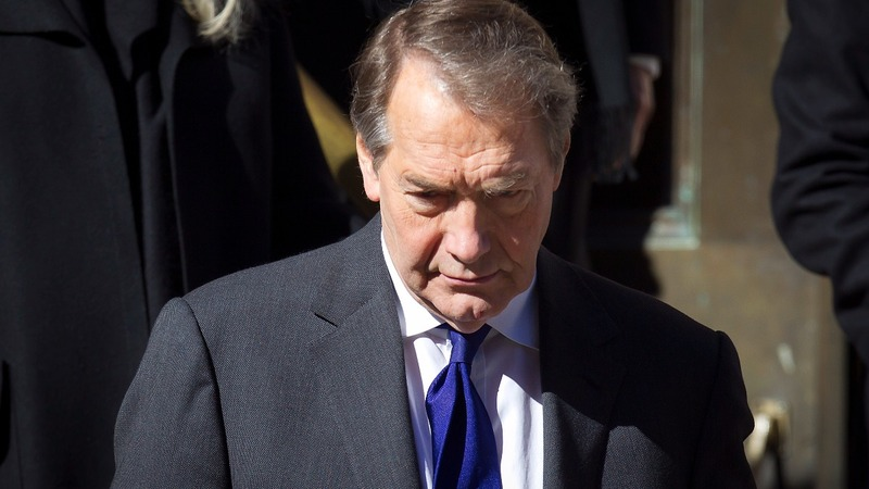 Charlie Rose suspended after sexual harassment claims