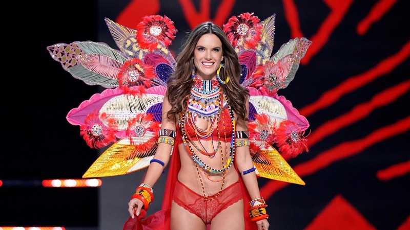Politics in the air as Victoria's Secret show hits China