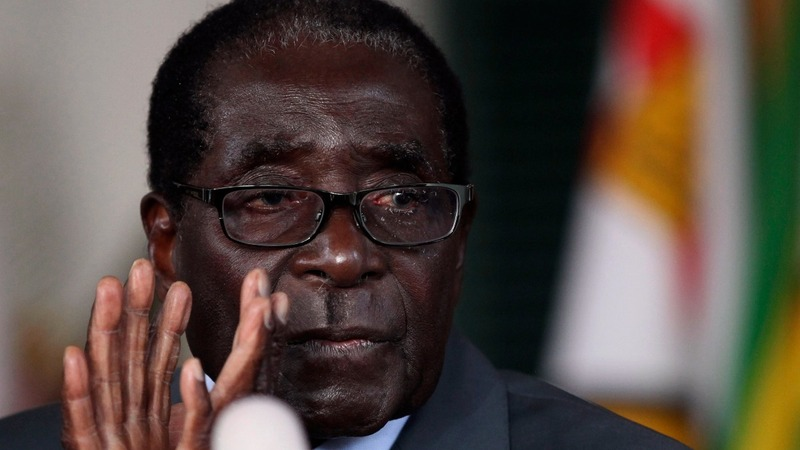 Zimbabwe counts down to Mugabe impeachment