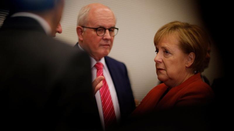 Germany's Merkel prefers 'new election' option