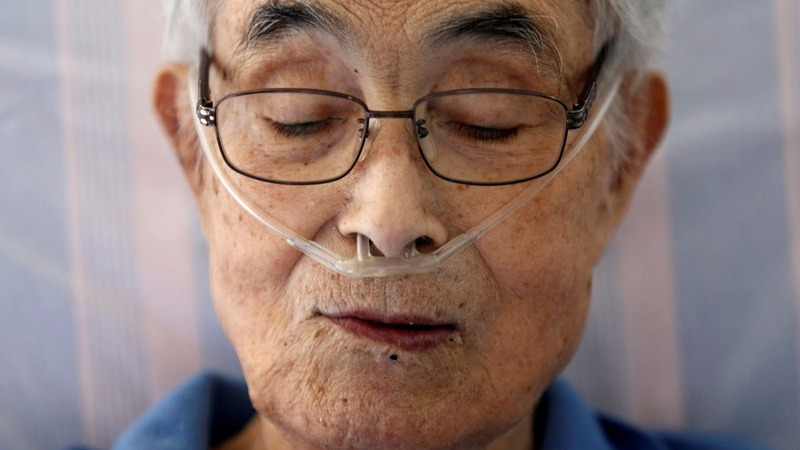 Why more Japanese are choosing death at home