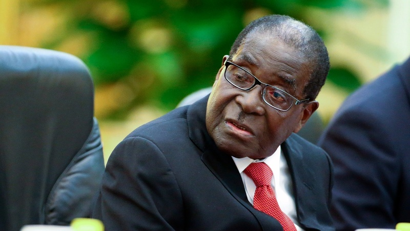China has few tears for 'old friend' Mugabe