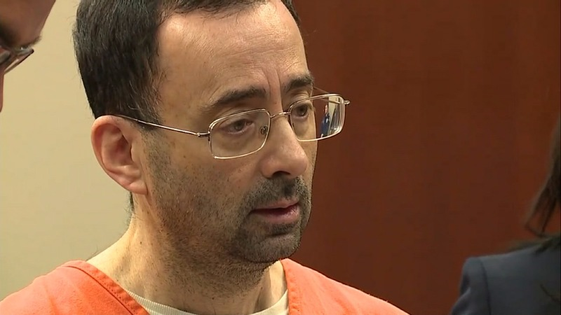 U.S. Gymnastics doctor pleads guilty to criminal sex charges