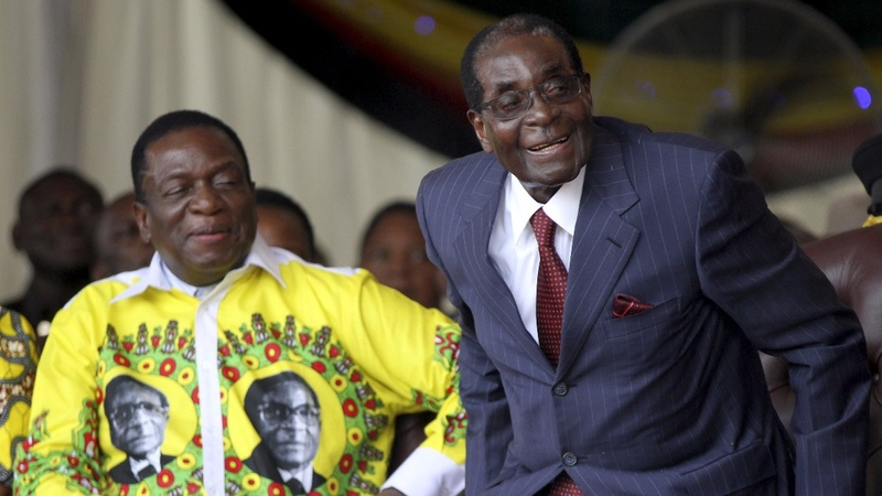 After Mugabe, Zimbabwe hopes for fresh start