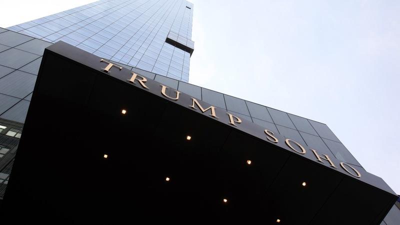 Trump Organization to cut ties with SoHo skyscraper