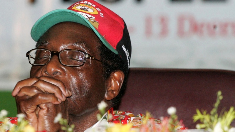 'I want to die at home': Mugabe granted immunity