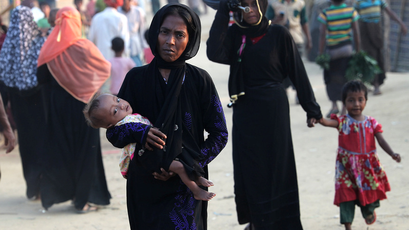 Myanmar and Bangladesh sign Rohingya return deal