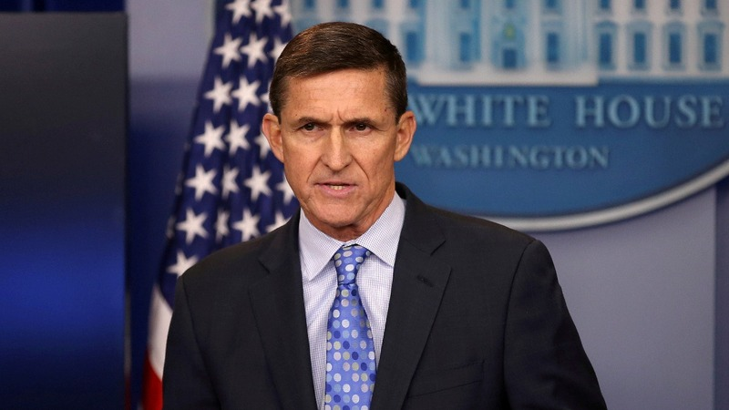 Flynn's lawyers split from Trump: NY Times