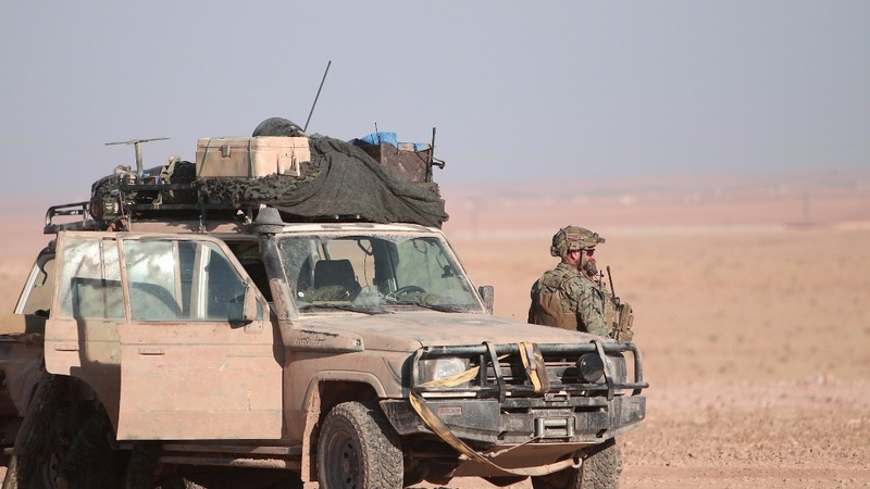 More U.S. troops in Syria than disclosed