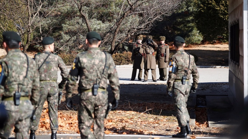 S. Korea warns North over armistice 'violations'