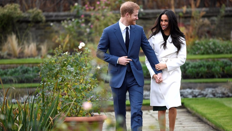 Britain's Prince Harry to marry Meghan Markle