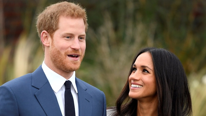 Prince Harry's 'romantic' proposal to Meghan Markle