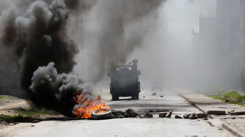 Kenya's inauguration day marred by violence