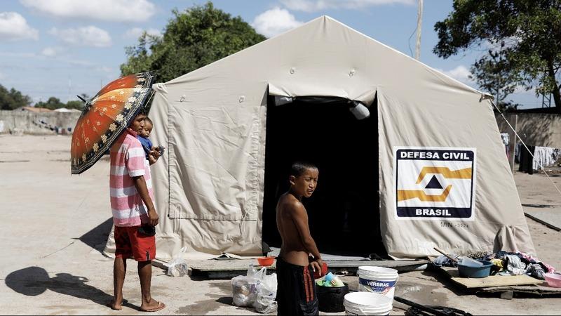 Venezuelan exodus into Brazil threatens humanitarian crisis