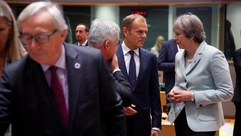UK, EU agree deal on Brexit bill - Telegraph