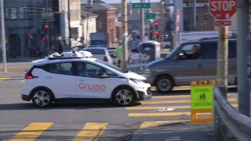 GM takes on San Francisco with its self-driving cars