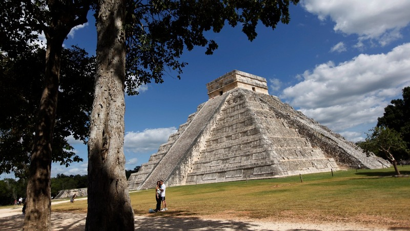 Preserving ancient Mayan culture through Google
