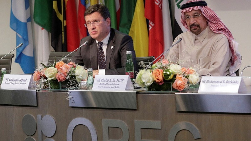 OPEC extends oil production cut through 2018 end