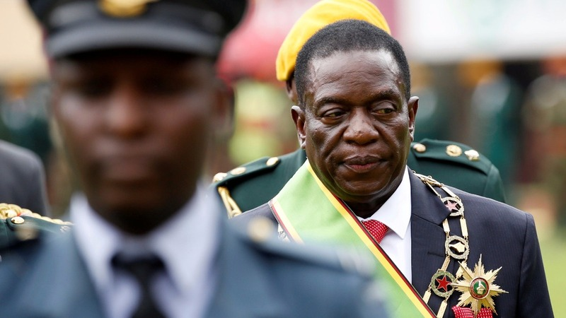 Zimbabwe cabinet lineup dents hopes for change