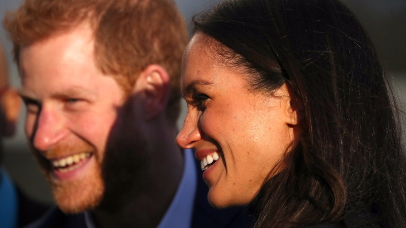 INSIGHT: Harry and Meghan get down to royal duties
