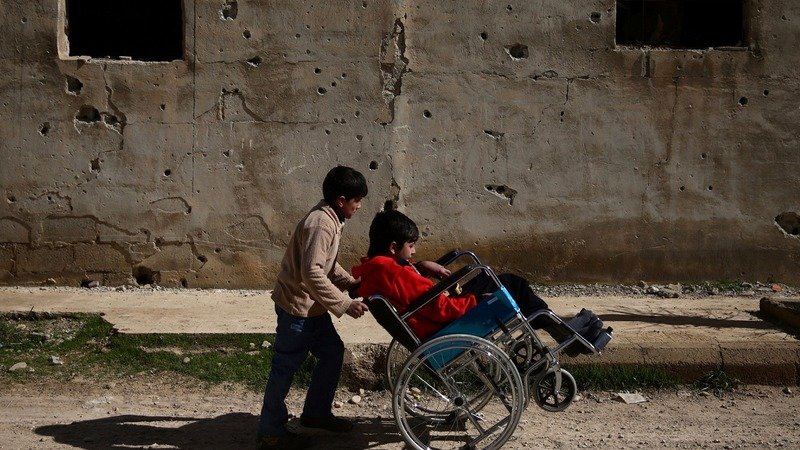 INSIGHT: Inside Syria's last rebel stronghold