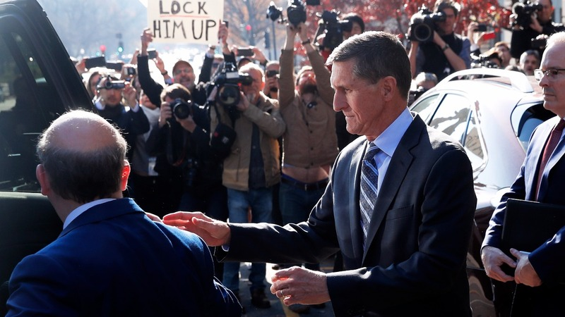 Flynn's plea sheds light on Trump team's contacts with Russia