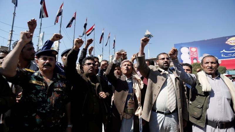 Yemen's Houthis 'fire missile' towards Abu Dhabi