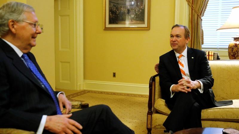 VERBATIM: Republicans talk tax bill's 'finish line'
