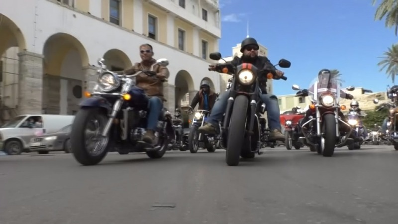 INSIGHT: Biker groups flourish in post-Gaddafi Libya
