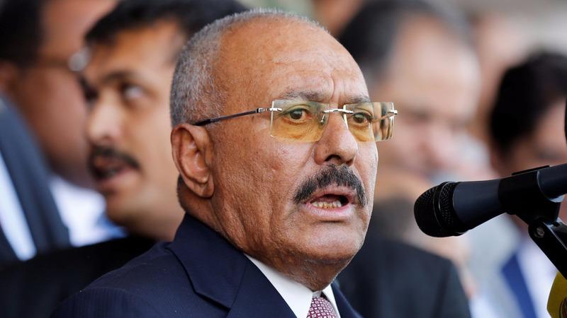 Yemen's ex-president Saleh reportedly killed