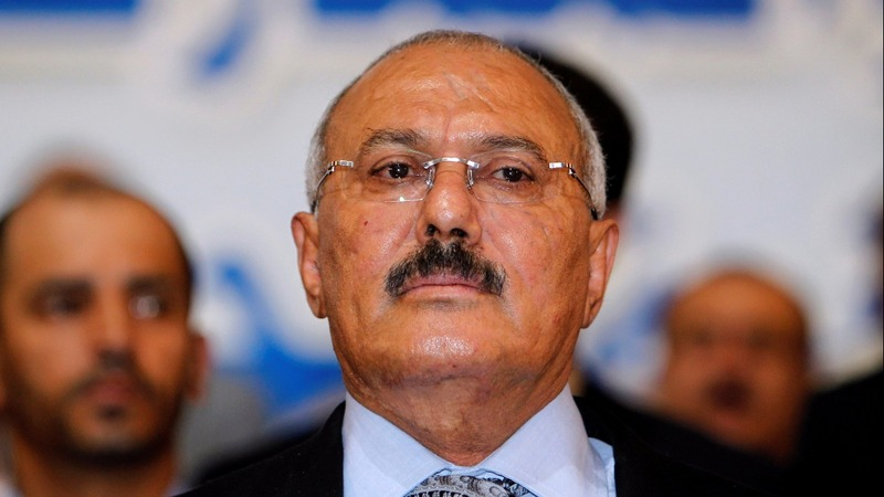 Yemen's ex-president shot dead after switching sides