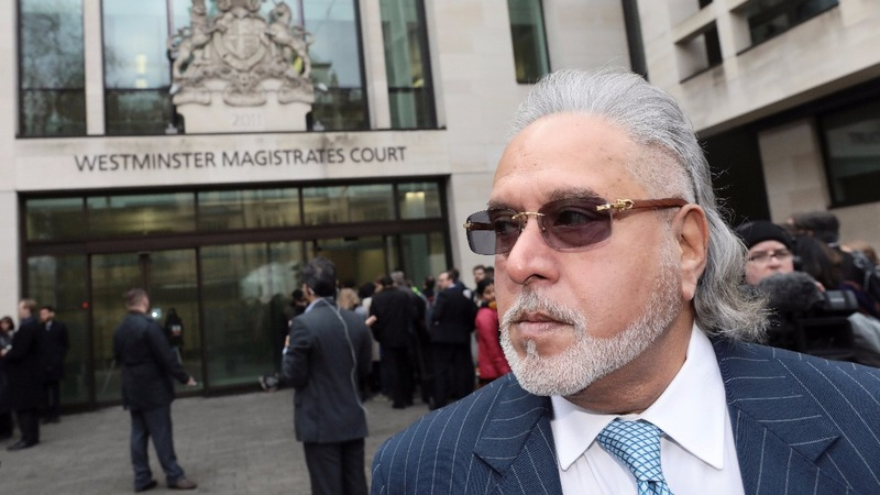 Indian 'king of good times' faces extradition battle