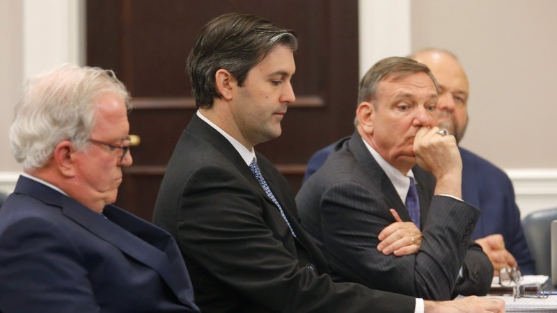 South Carolina ex-cop who killed black man to be sentenced