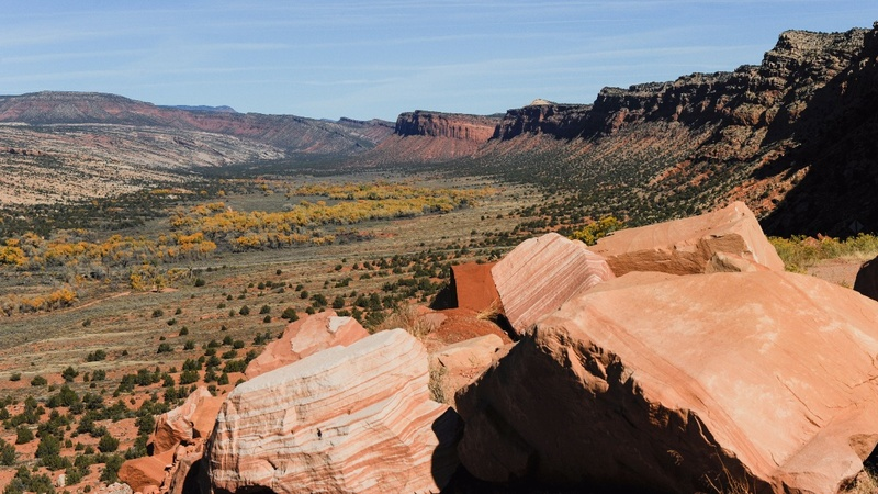 Trump to shrink Utah monuments for development