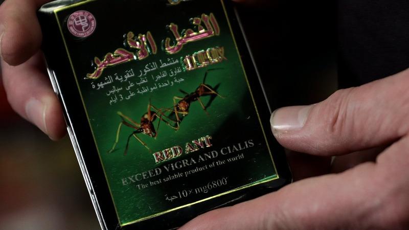 'Folk' medicine is wildlife smugglers' hidden giant
