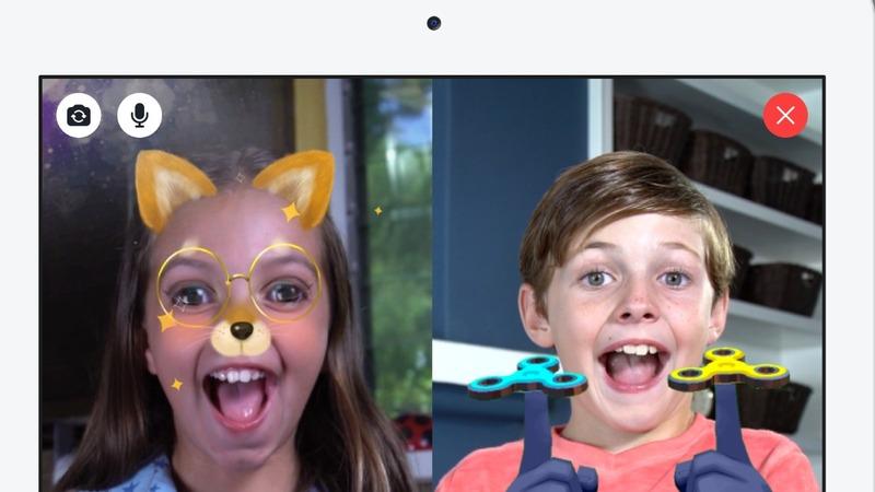 Facebook unveils messenger app for kids under 13