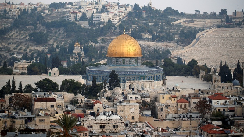 Trump's Jerusalem embassy plan sparks furor