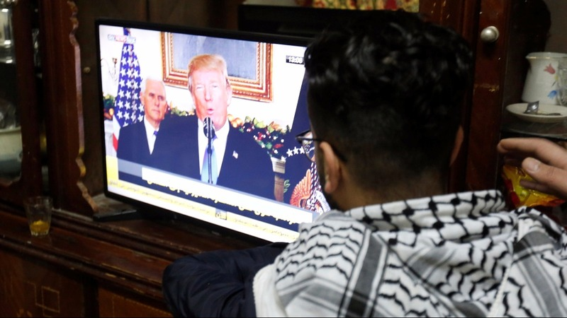 Trump recognizes Jerusalem as Israel's capital despite warnings