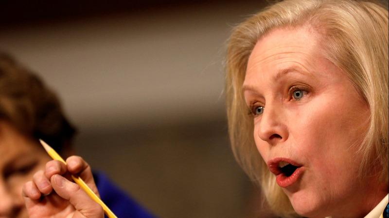 VERBATIM: Gillibrand calls for Franken to step down