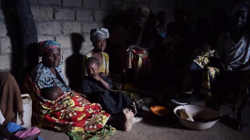Congo violence creates a displacement 'mega-crisis'