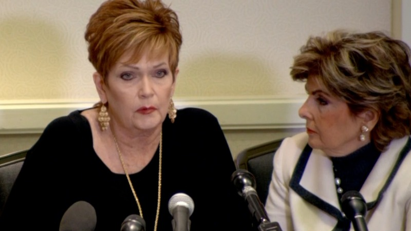 Roy Moore accuser: 'I refuse to give up'