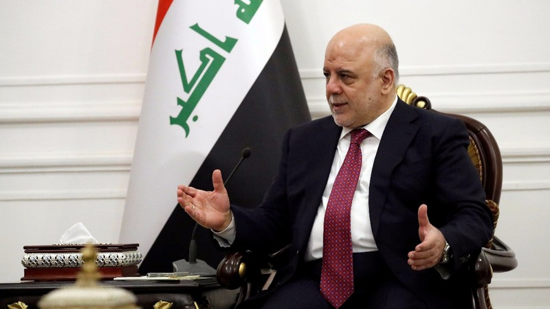 Iraq PM declares country free of Islamic State
