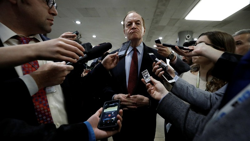 Alabama's Shelby says 'I couldn't vote for Roy Moore'
