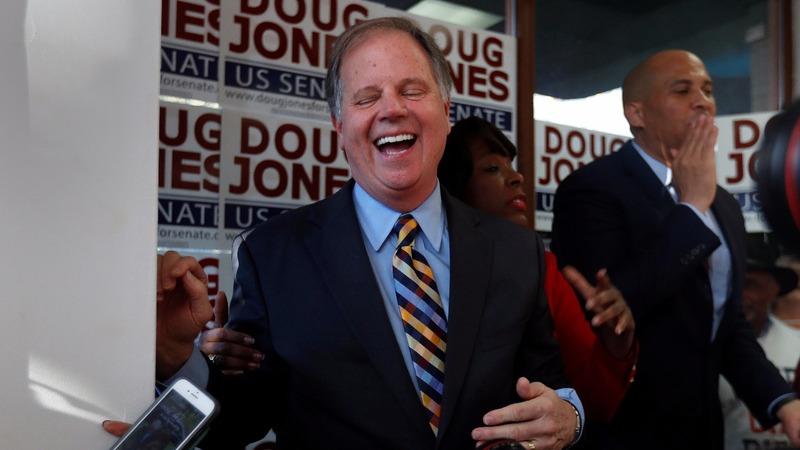 Final day of Alabama Senate campaign before vote