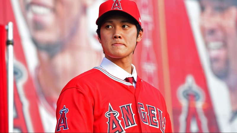 The 'Ohtani era' begins in Major League Baseball