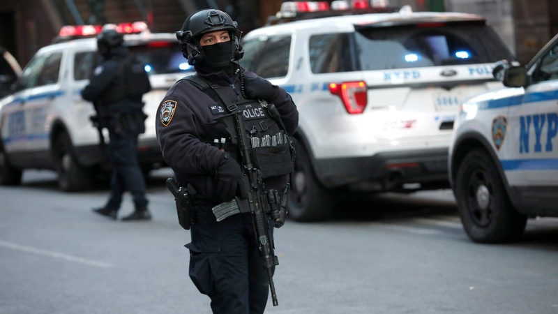VERBATIM: Manhattan rocked by 'attempted terrorist attack'