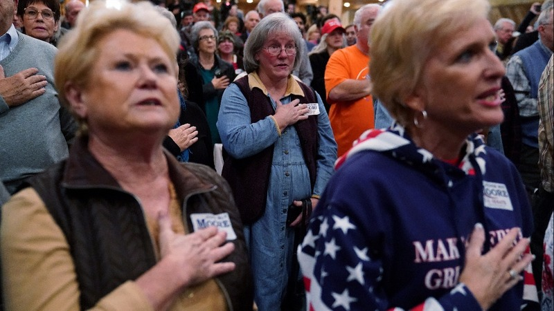 Alabama voters decide scandal-wracked race