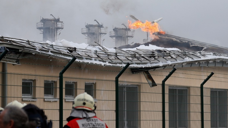 Austria gas explosion spells problems for Europe