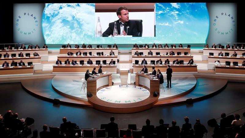 Paris climate summit overshadowed by Trump