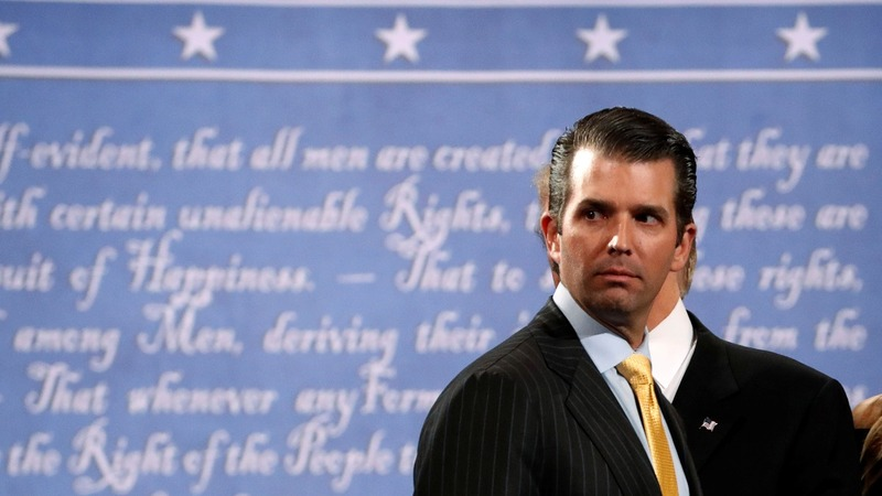 Donald Trump Jr. heads to Capitol Hill for more questions